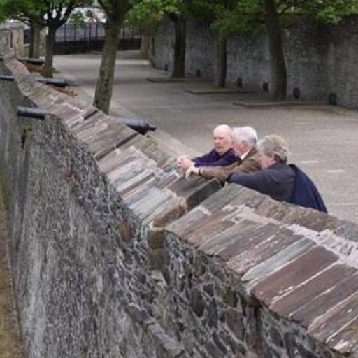 17th Century City Walls
