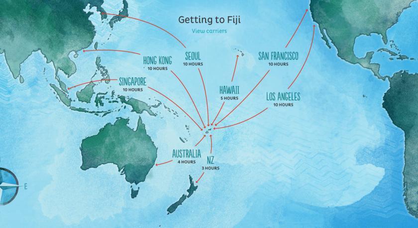 Isole Fiji sito di incontri