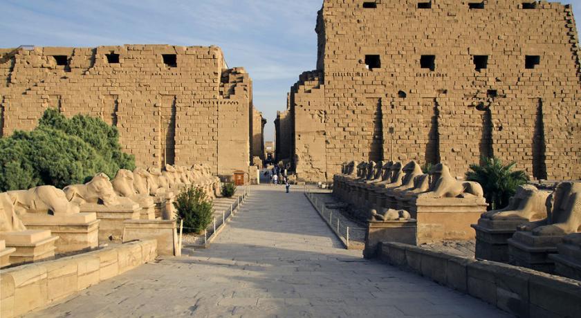 Kết quả hình ảnh cho đền karnak