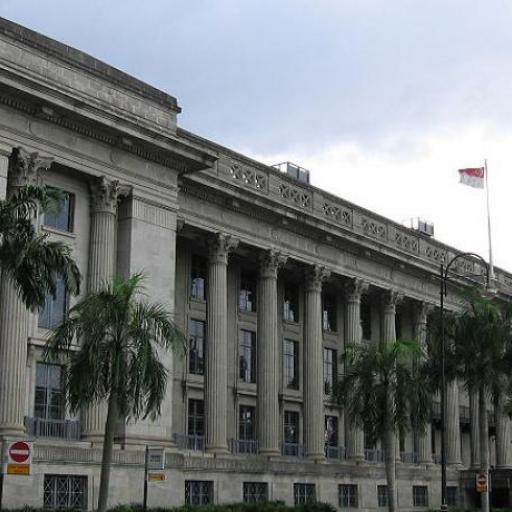 Hôtel de ville, Singapour