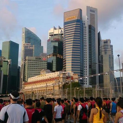 Zone Centrale, Singapour