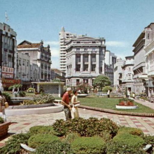 Raffles Place Park