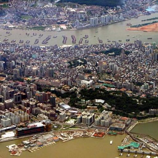 Península de Macao