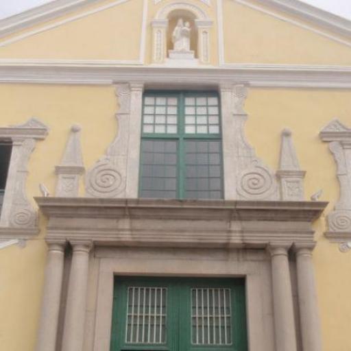 La chiesa di St. Augustin