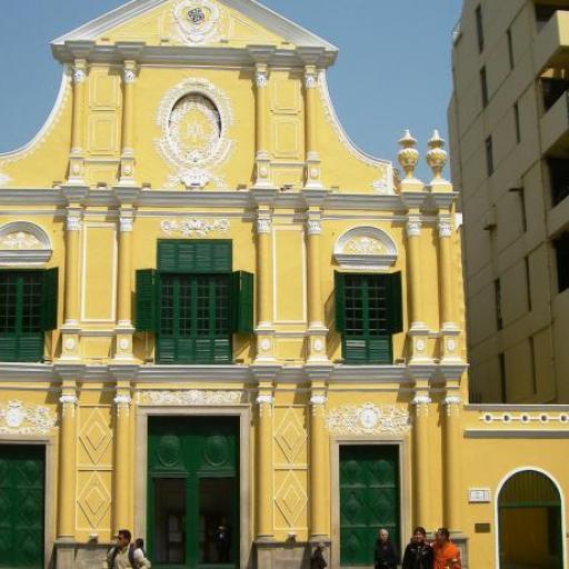 La chiesa di St. Dominic