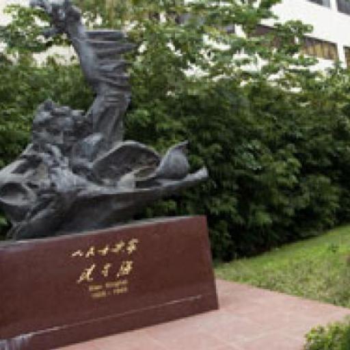 Statua di bronzo di Xian