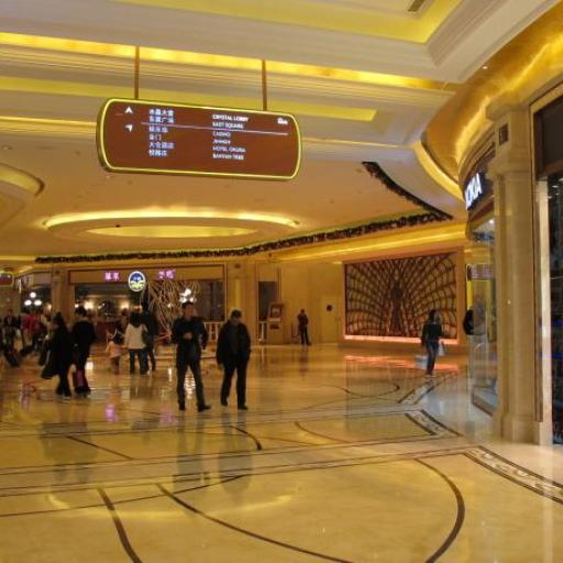 Promenade of Galaxy Macau