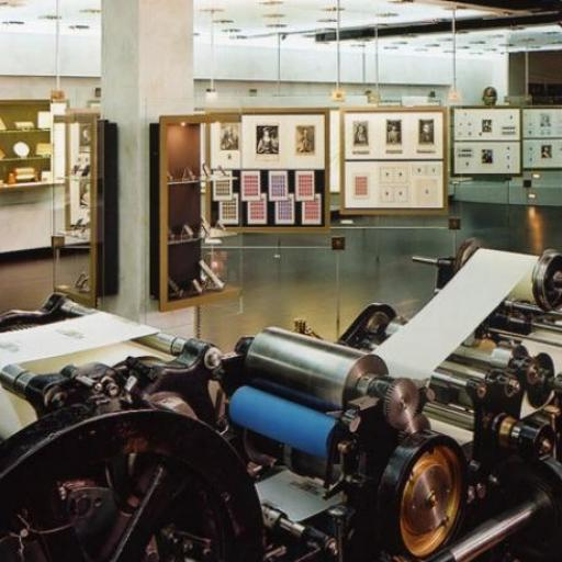 Museum of Stamps and Coin