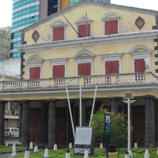 Das Theater von Port Loui