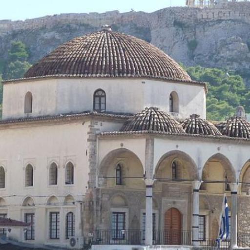 Tzistarakis-Moschee