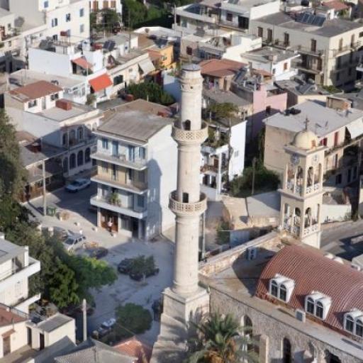Minaret of Agios Nikolaos