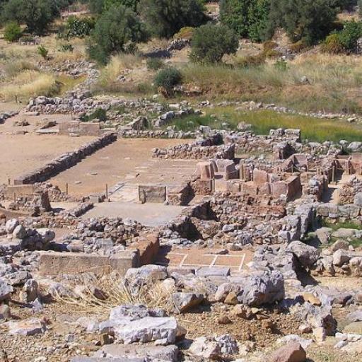 Palast von Zakros