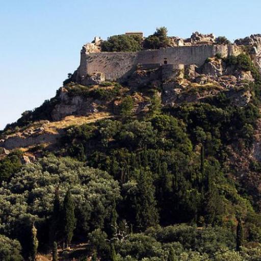 Angelokastro (Korfu)
