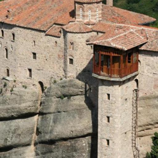 Roussanou Kloster