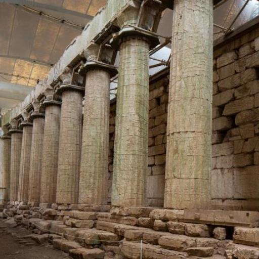 Apollontempel bei Bassae