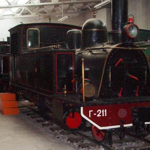 Eisenbahnmuseum Athen