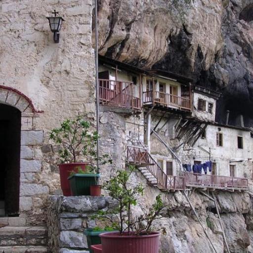 Monastery Prodromou