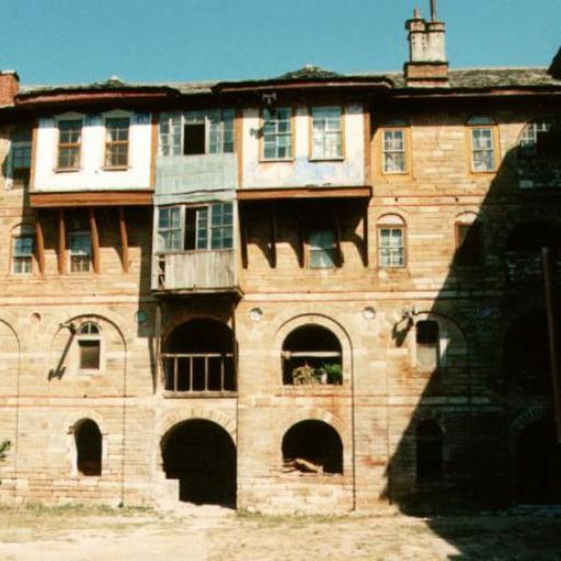 Kloster Megisti Lavra