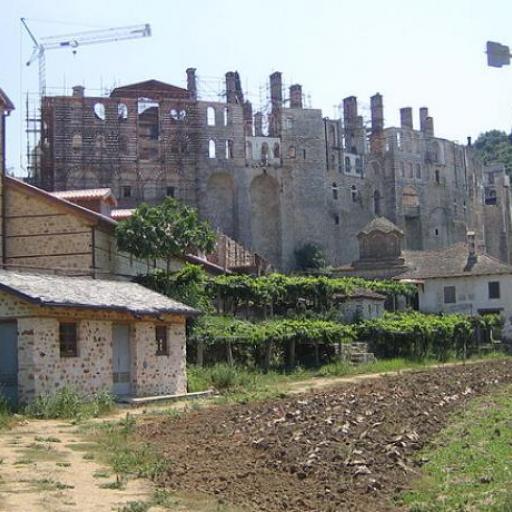 Kloster Hilandar