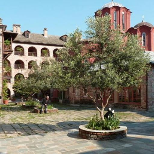 Kloster Koutloumousiou