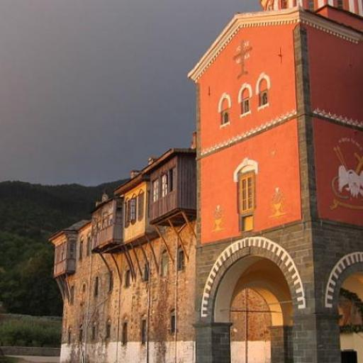 Philotheou monastery