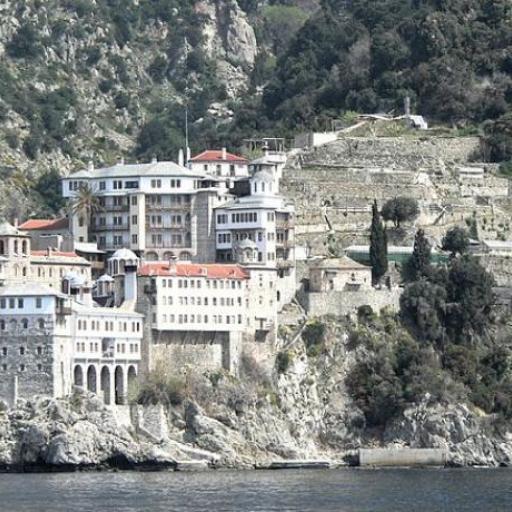 Osiou Gregoriou monastery